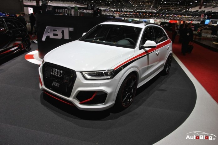 ABT in Geneva 2014