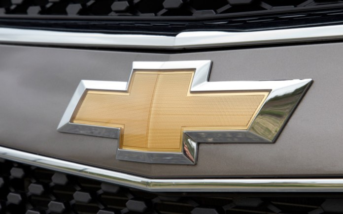 2012-Chevrolet-Equniox-front-grill-badge