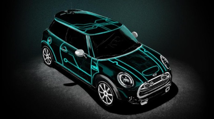 2014 MINI Cooper DeLux By Alex C