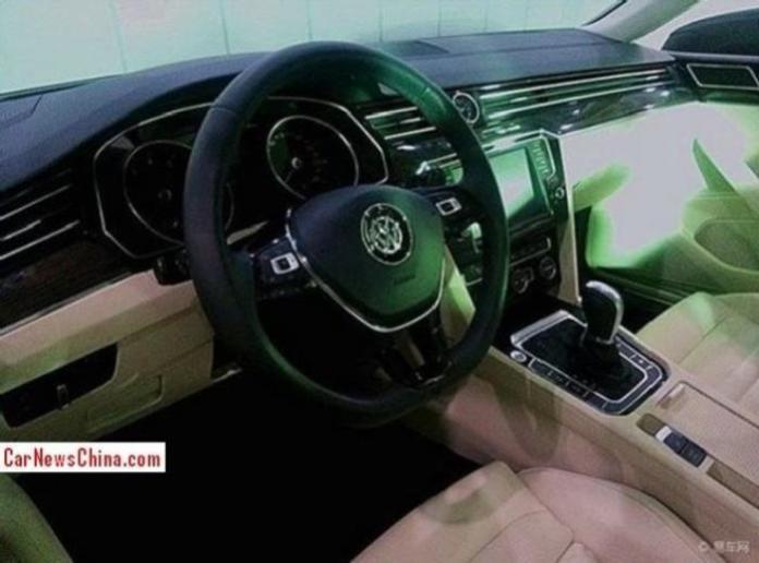 2015 Volkswagen Magotan (5)