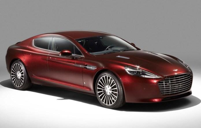Aston Martin Rapide S Q