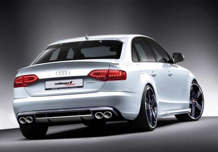 Audi A4 by Oettinger (2)