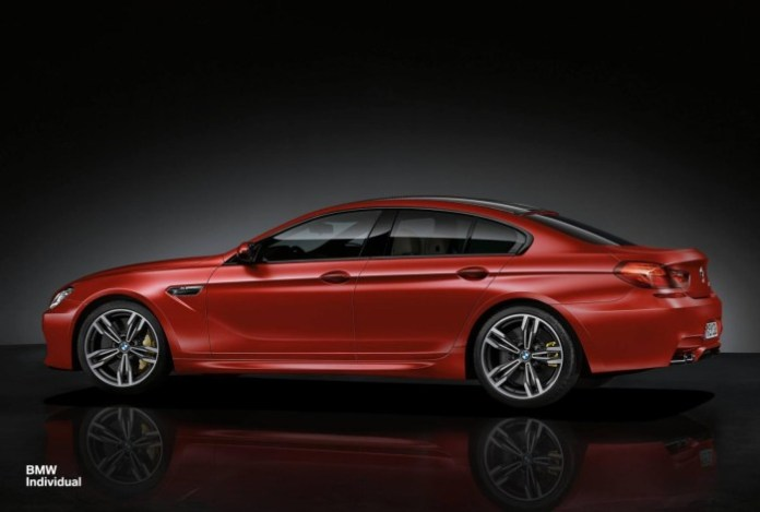 BMW M6 Gran Coupe by BMW Individual 2