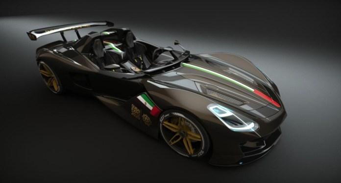 Dubai Roadster rendering 2