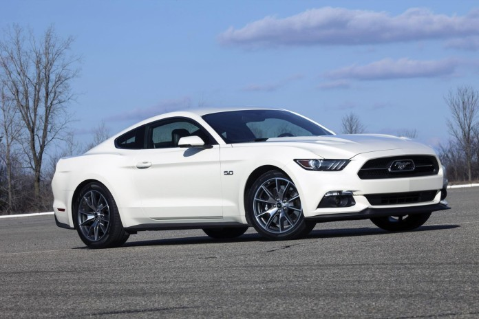 Ford Mustang 50 Year Limited Edition (7)