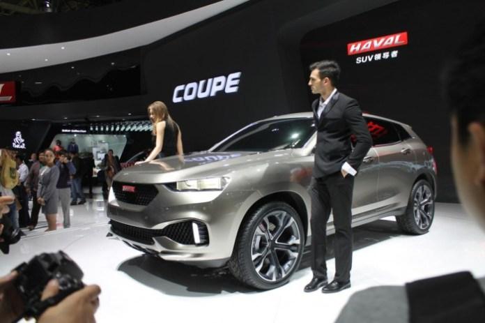 Haval Coupe Concept 1