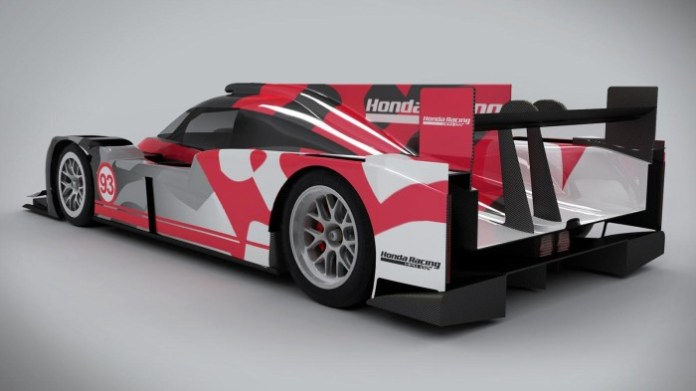 Honda Performance Development ARX-04b LMP2 Coupe (2)