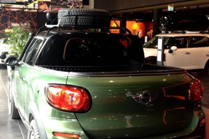 MINI Paceman pickup by BMW 3