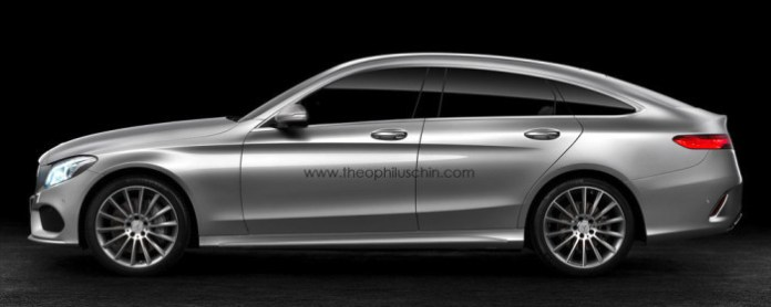 Mercedes-Benz C-Class Sportcoupe (3)
