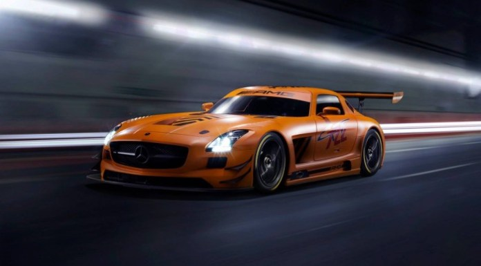 Mercedes-Benz SLS AMG GT3 45th Anniversary Edition by Sievers Tuning (4)