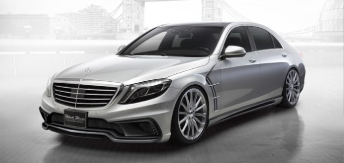 Mercedes S-Class Black Bison by Wald (1)