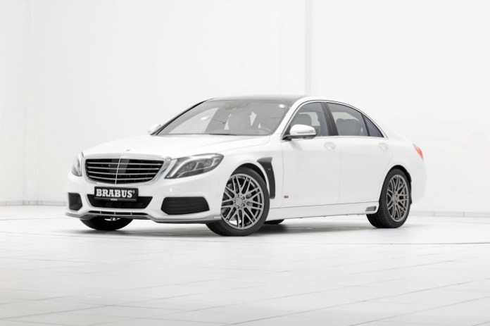 Mercedes S500 by Brabus