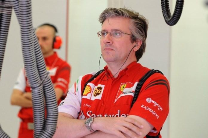 TEST BAHRAIN F1/2014 - T4