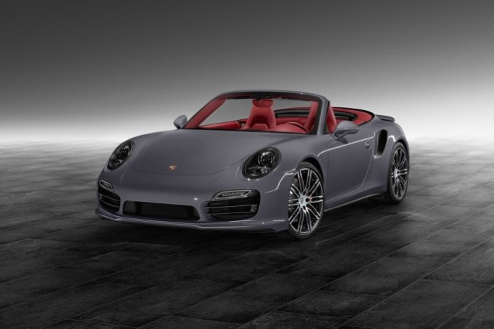 Porsche 911 991 Turbo Cabrio Exclusive (1)