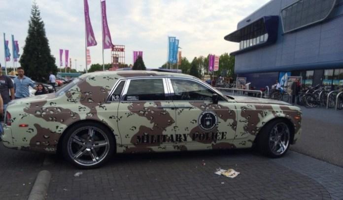 Rolls-Royce Phantom camo (1)