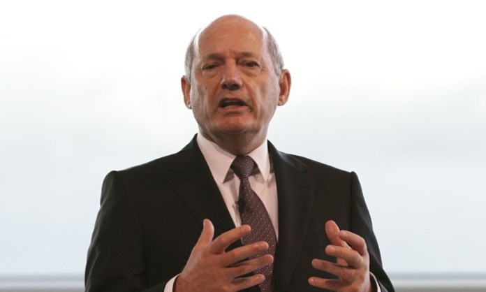 Ron Dennis was team principal in McLaren's greatest years in the 1980s and 1990s.