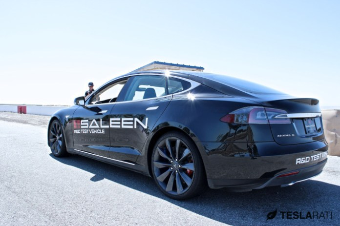 Tesla Model S by Saleen (2)