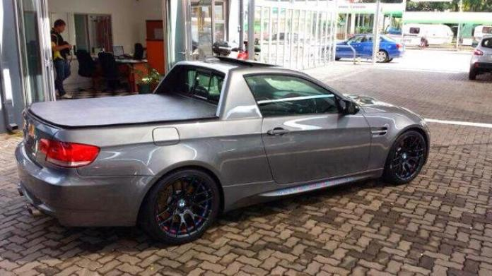 Unofficial BMW M3 Pickup (3)