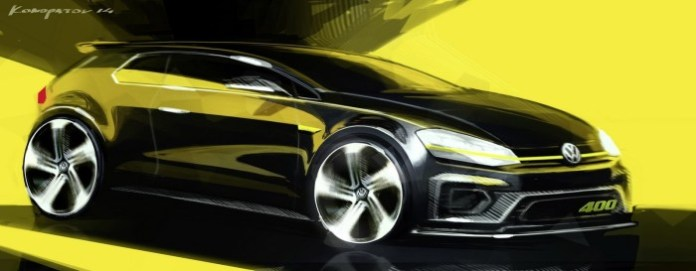 Volkswagen Golf 400 R Concept (2)