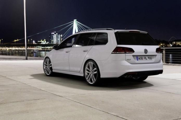 Volkswagen Golf Variant R-Line 2