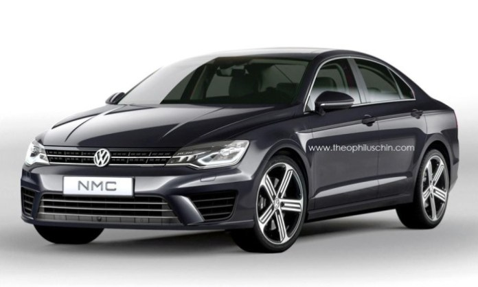 Volkswagen Jetta CC rendering (1)