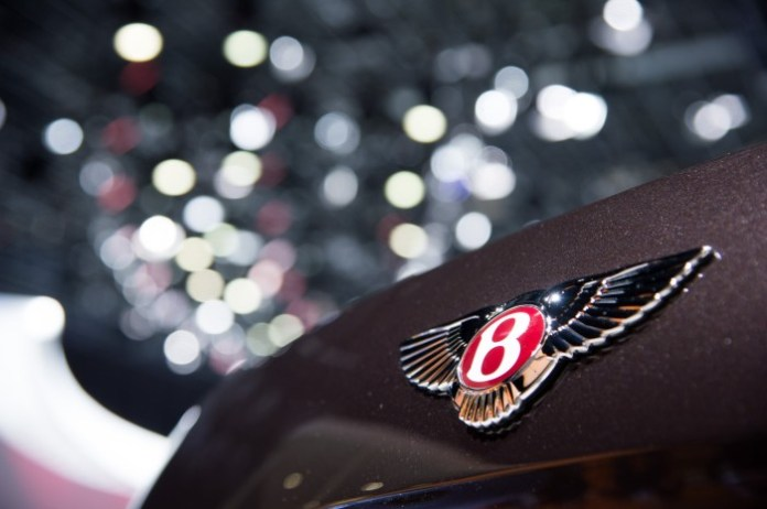 bentley logo geneva 2014