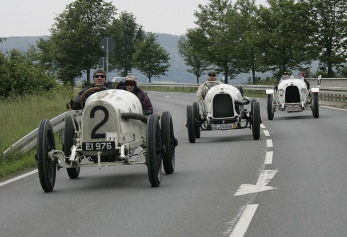 1914 Opel Grand Prix car 2