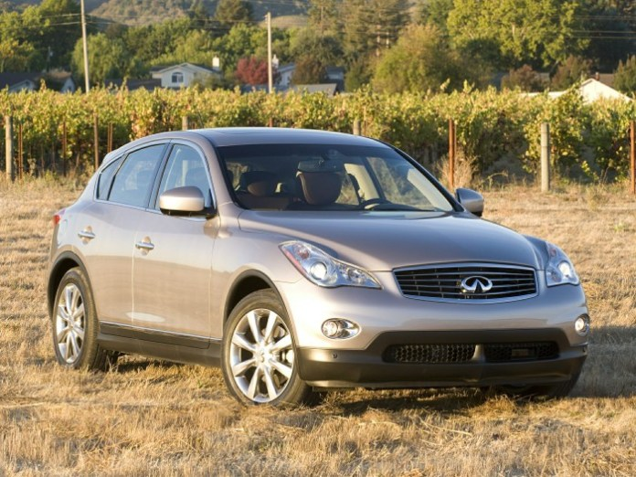 2014-Infiniti-QX50-SUV-Base-4dr-4x2-Photo