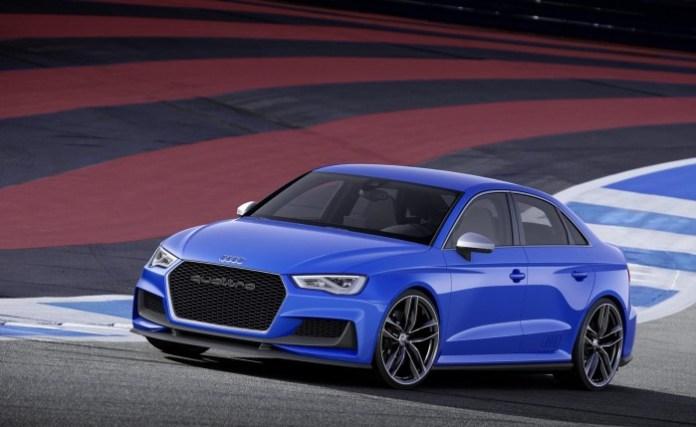 Audi A3 clubsport quattro concept 1