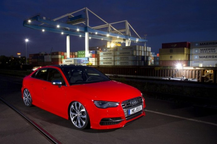 Audi S3 by SR Performance 1