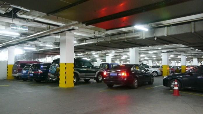 Beijing parking