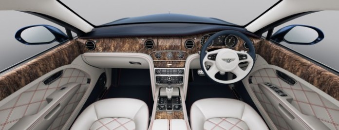 Bentley Mulsanne 95 anniversary edition
