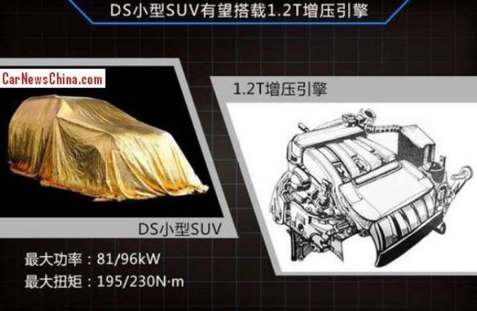 Citroen DS4 CS 2