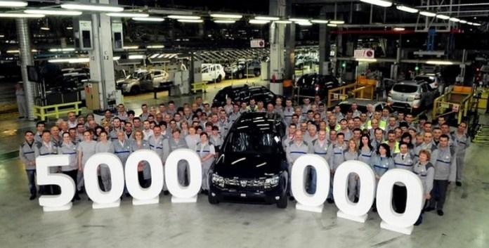 Dacia-5-millions-de-voitures-en-Roumanie