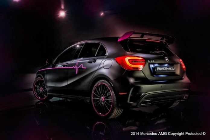 Mercedes A45 AMG Erika by AMG Performance Studio 4