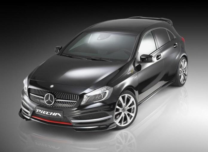 Mercedes-Benz A-Class AMG Line by Piecha Design (2)