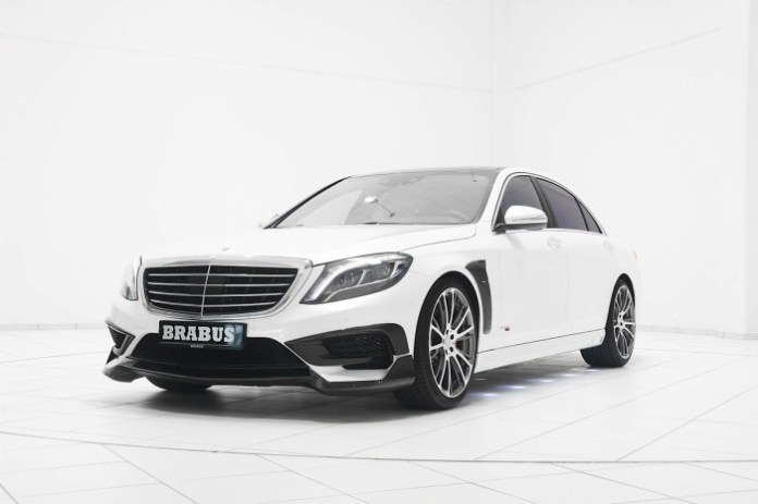 Mercedes-Benz S63 AMG by Brabus