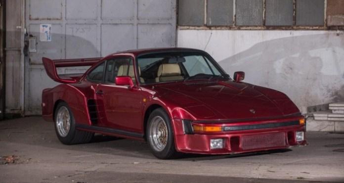 One-off 1983 935 Street by Porsche Exclusive