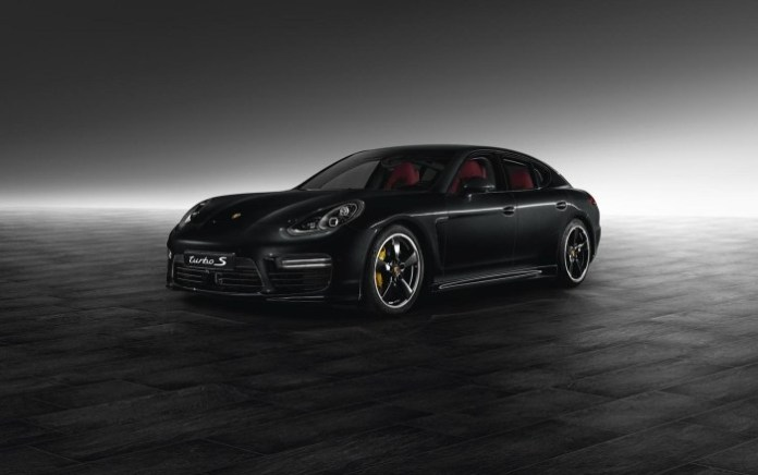 Panamera Turbo S by Porsche Exclusive 1