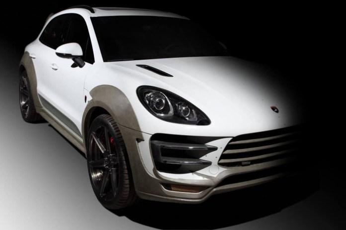 Porsche Macan by TopCar