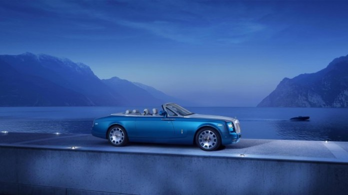 Rolls-Royce Phantom Drophead Coupe Waterspeed Collection 5
