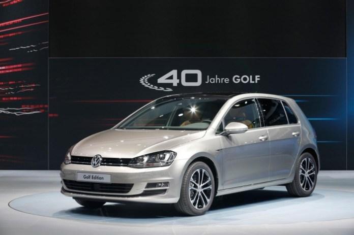 Volkswagen Golf Edition (5)