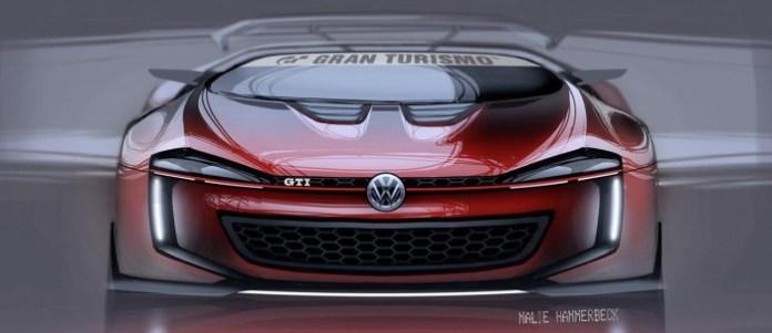 Volkswagen Golf GTI Vision Gran Turismo 6