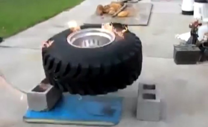 tire Mounting