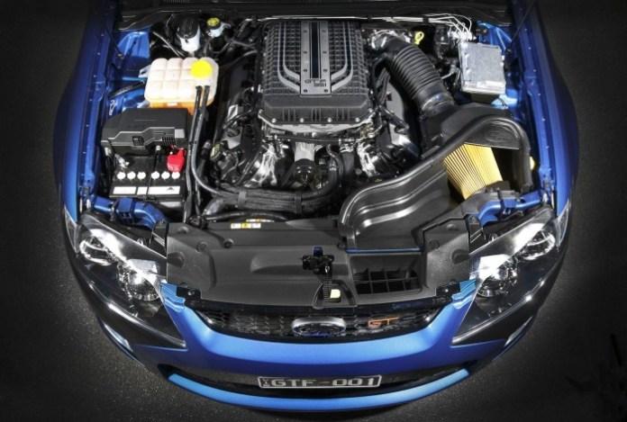 2014 FPV GT F 4