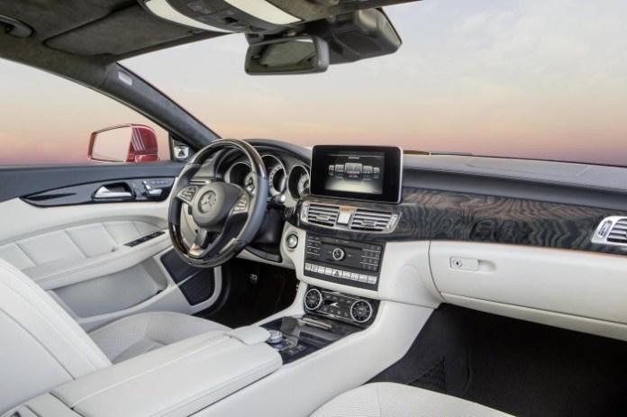 2015 Mercedes-Benz CLS facelift 15