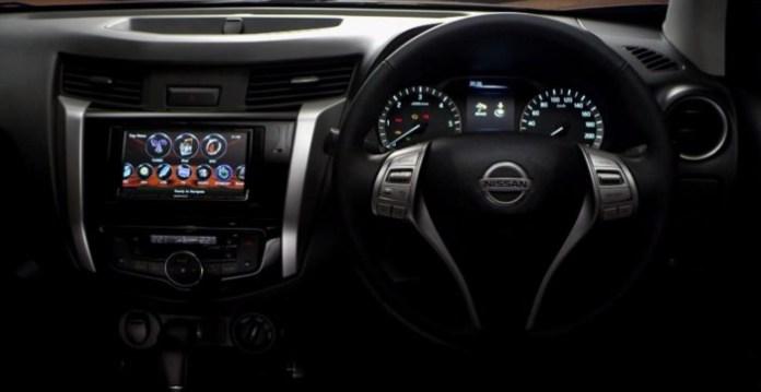 2015 Nissan Navara teaser screenshot (1)