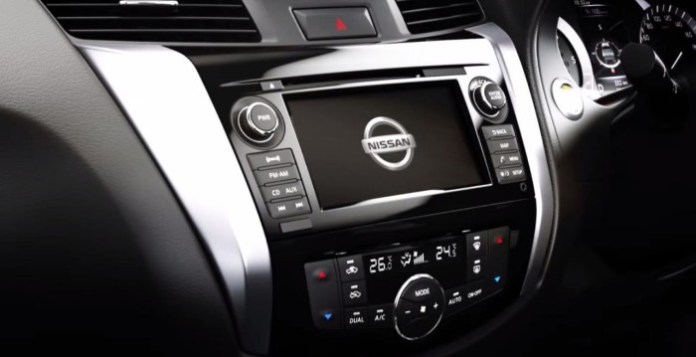 2015 Nissan Navara teaser screenshot (3)
