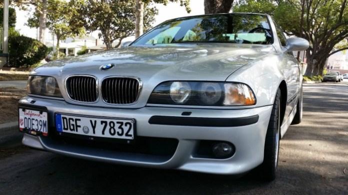 BMW E39 M5 Paul Walker and Roger Rodas