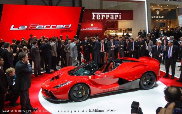 FerrariLaFerrariSpider